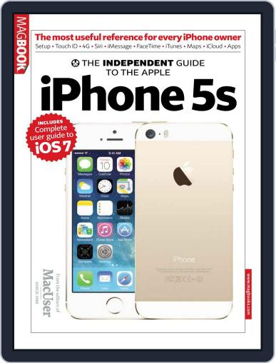 The Independent Guide to the Apple iPhone 5S Magazine (Digital) January 1st, 2014 Issue Cover