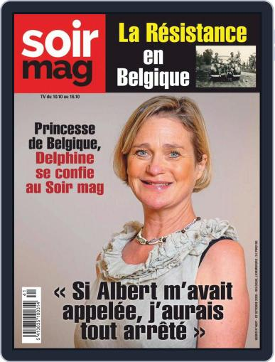 Soir mag Magazine (Digital) October 7th, 2020 Issue Cover