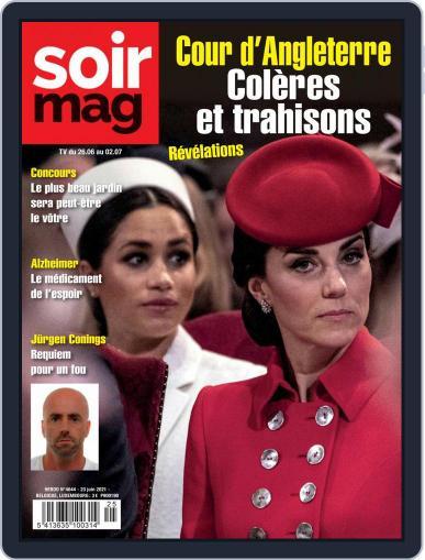 Soir mag Magazine (Digital) June 23rd, 2021 Issue Cover