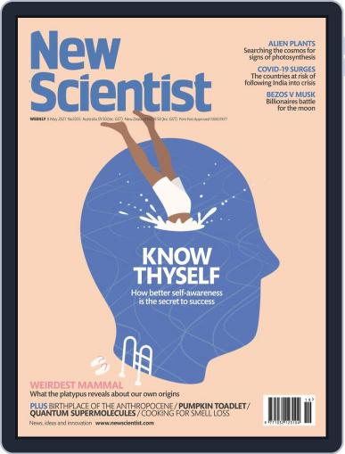 New Scientist Australian Edition Magazine (Digital) May 8th, 2021 Issue Cover
