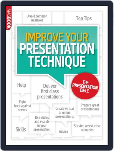 Improve Your Presentation Technique Magazine (Digital) July 3rd, 2013 Issue Cover