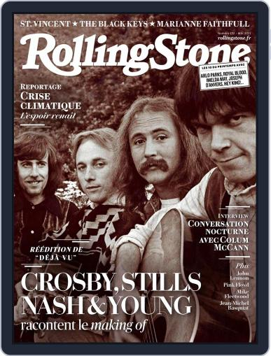 Rolling Stone France Magazine (Digital) May 1st, 2021 Issue Cover