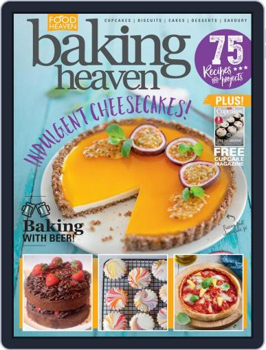 Baking Heaven Magazine (Digital) July 1st, 2021 Issue Cover