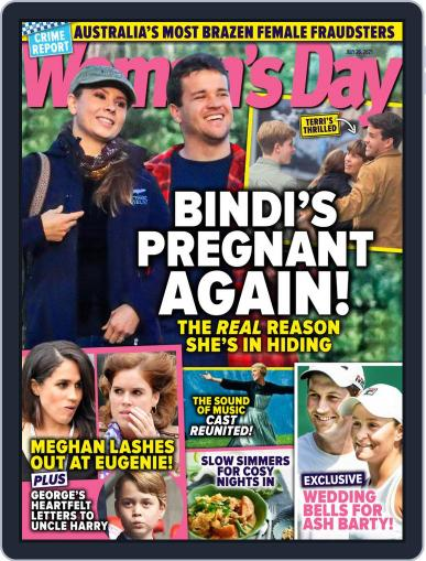 Woman's Day Australia Magazine (Digital) July 26th, 2021 Issue Cover