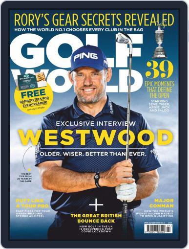 Golf World United Kingdom (Digital) July 1st, 2020 Issue Cover