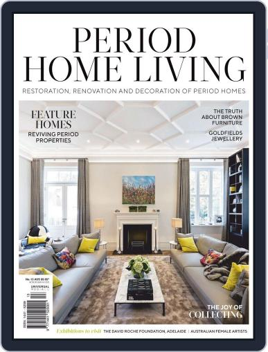 Australian Period Home Style June 19th, 2019 Digital Back Issue Cover