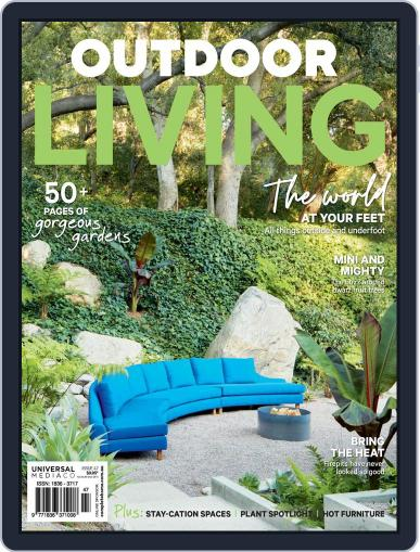 Outdoor Living Australia April 29th, 2020 Digital Back Issue Cover