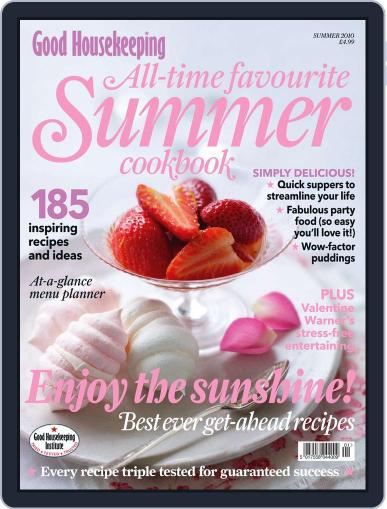 Good Housekeeping All-time favourite Summer Cookbook August 18th, 2010 Digital Back Issue Cover