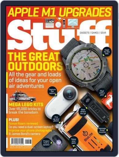 Stuff Magazine South Africa Magazine (Digital) June 1st, 2021 Issue Cover