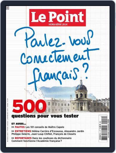 Le Point - Hors série Jeux Magazine (Digital) October 1st, 2009 Issue Cover