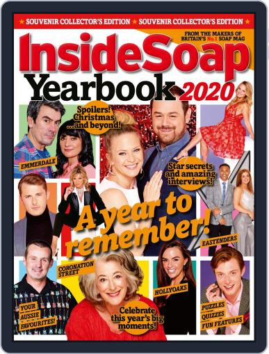 Inside Soap Yearbook Magazine (Digital) November 6th, 2019 Issue Cover