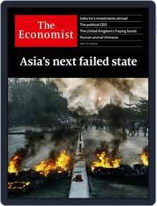 The Economist Asia Edition Magazine (Digital) Subscription