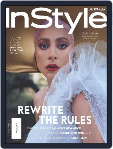 InStyle Australia June 1st, 2020 Digital Back Issue Cover