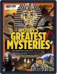 History's Greatest Mysteries United Kingdom Magazine (Digital) Subscription August 8th, 2017 Issue