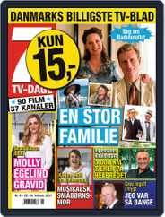 7 TV-Dage Magazine (Digital) Subscription February 22nd, 2021 Issue
