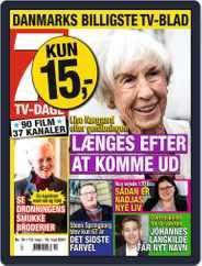 7 TV-Dage Magazine (Digital) Subscription May 10th, 2021 Issue