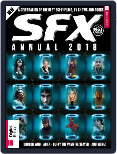 SFX Annual Magazine (Digital) November 20th, 2017 Issue Cover