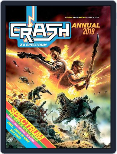 Crash Annual 2019 Magazine (Digital) March 7th, 2019 Issue Cover