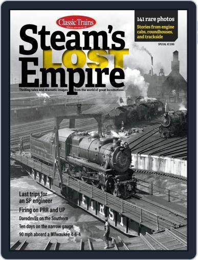 Steam's Lost Empire Magazine (Digital) April 6th, 2018 Issue Cover
