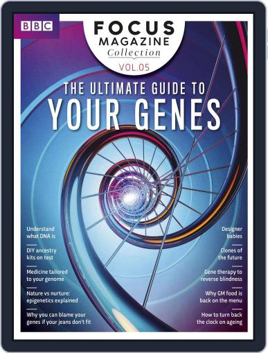 The Ultimate Guide to Your Genes Magazine (Digital) April 19th, 2018 Issue Cover