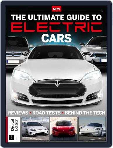 The Ultimate Guide to Electric Cars Magazine (Digital) May 9th, 2018 Issue Cover