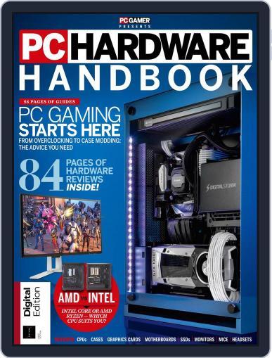 PC Hardware Handbook Magazine (Digital) May 9th, 2018 Issue Cover