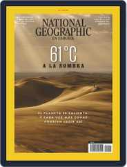 National Geographic México Magazine (Digital) Subscription July 1st, 2021 Issue