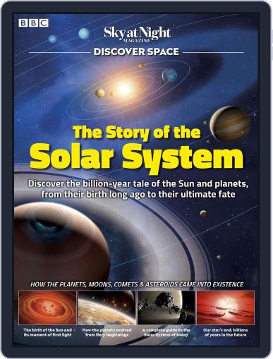 The Story of the Solar System Magazine (Digital) May 9th, 2018 Issue Cover