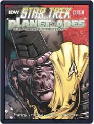 Star Trek / Planet of the Apes Magazine (Digital) Subscription September 1st, 2015 Issue