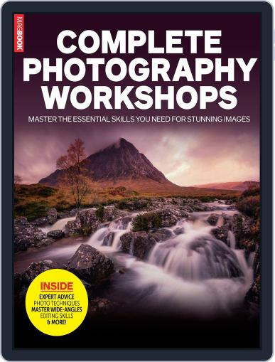 Complete Photography Workshop 3 Magazine (Digital) May 25th, 2018 Issue Cover