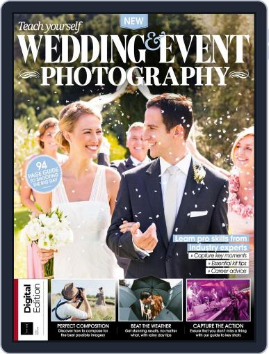 Teach Yourself Wedding & Event Photography Magazine (Digital) June 1st, 2018 Issue Cover