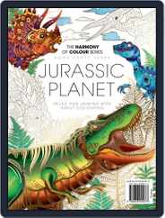 Colouring Book: Jurassic Planet Magazine (Digital) Subscription June 6th, 2018 Issue