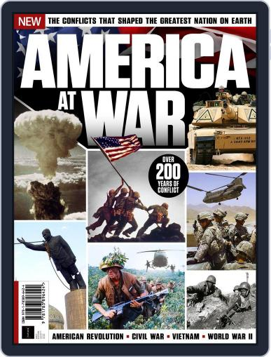 America at War June 13th, 2018 Digital Back Issue Cover