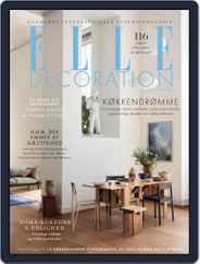 ELLE Decoration Denmark Magazine (Digital) Subscription August 1st, 2021 Issue