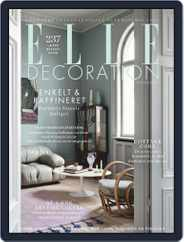 ELLE Decoration Denmark Magazine (Digital) Subscription February 1st, 2021 Issue