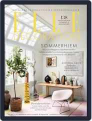 ELLE Decoration Denmark Magazine (Digital) Subscription June 1st, 2021 Issue