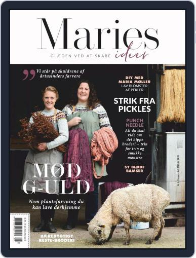 Maries Ideer Magazine (Digital) February 1st, 2021 Issue Cover