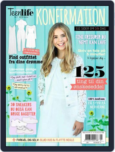 Vi Unge Teenlife konfirmation Magazine (Digital) October 21st, 2019 Issue Cover