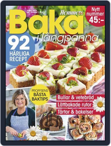 Baka i Långpanna May 8th, 2019 Digital Back Issue Cover