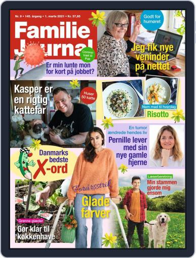 Familie Journal Magazine (Digital) March 1st, 2021 Issue Cover