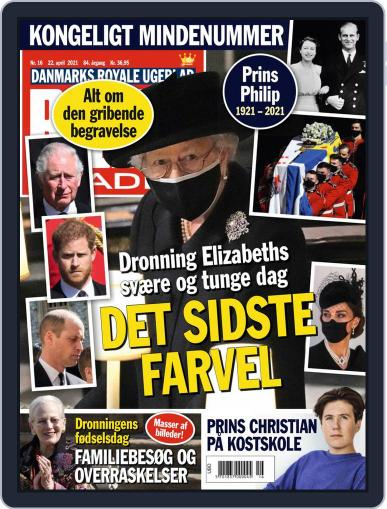 BILLED-BLADET Magazine (Digital) April 22nd, 2021 Issue Cover
