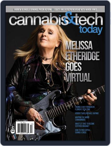 Cannabis & Tech Today Magazine (Digital) December 1st, 2020 Issue Cover