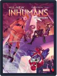 All-New Inhumans (2015-2016) (Digital) Subscription October 19th, 2016 Issue