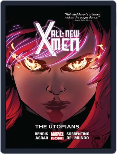 All-New X-Men (2012-2015) (Digital) July 15th, 2015 Issue Cover
