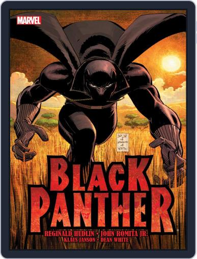 Black Panther (2005-2008) (Digital) March 1st, 2012 Issue Cover