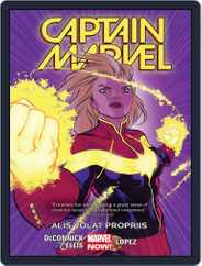 Captain Marvel (2014-2015) (Digital) Subscription August 19th, 2015 Issue