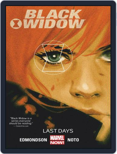 Black Widow (2014-2015) September 23rd, 2015 Digital Back Issue Cover