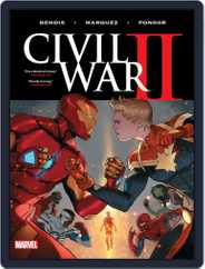 Civil War II (2016) (Digital) Subscription February 1st, 2017 Issue