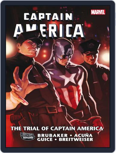 Captain America (2004-2011) (Digital) January 3rd, 2013 Issue Cover