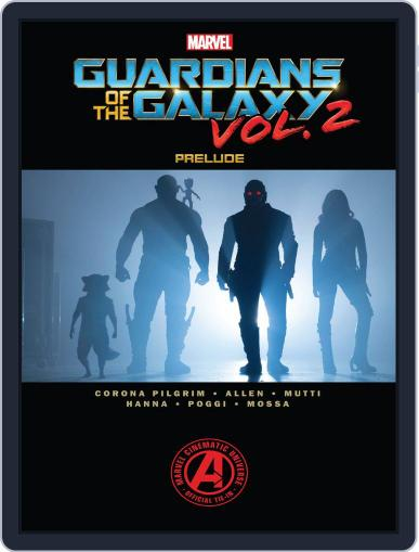 Marvel's Guardians of the Galaxy Prelude (2017) (Digital) April 5th, 2017 Issue Cover